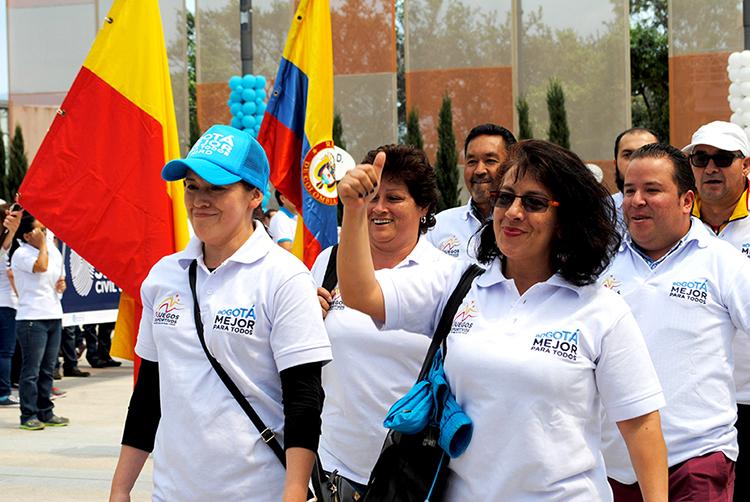 Juegos Deportivos / Desfile inaugural