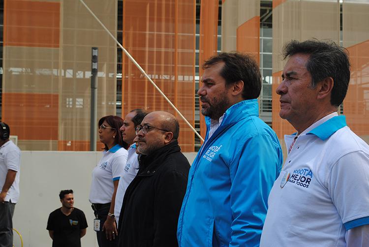 Inauguración Juegos Deportivos