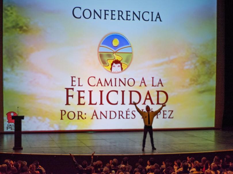Evento de Prepensionados con Andrés López