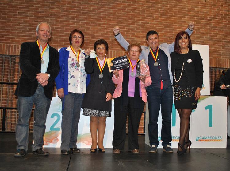 """Clausura / Juegos Deportivos """"Bogotá Mejor para todos"""""""
