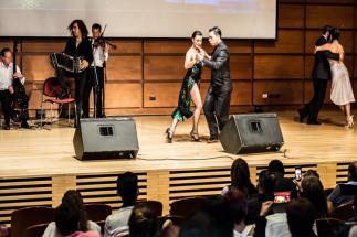 Show de Tango para Pensionados 2016