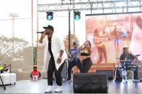 Juegos Deportivos / Show musical: Don Omar-Yo me llamo