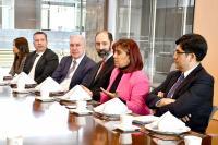Firma de la Alianza Educativa Uniempresarial
