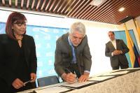 Firma Acuerdo Sindical 2017