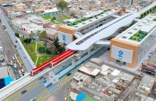 En Bogotá, los ciudadanos podrán disfrutar la primera línea del Metro más novedosa de américa latina.